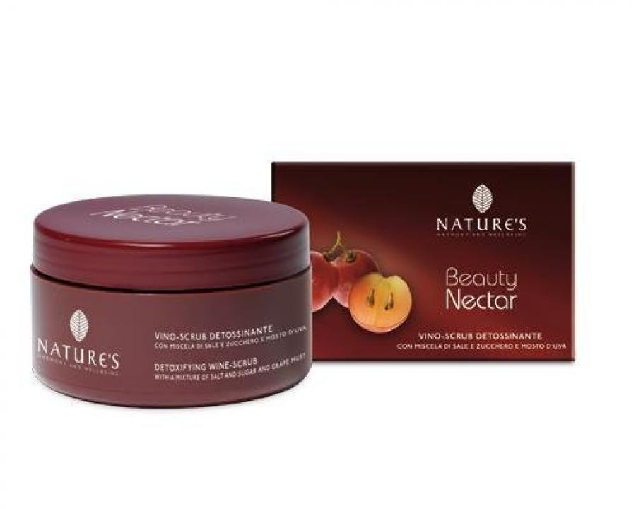 beauty nectar vinoscrub detossinante