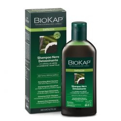 BioKap Shampoo Nero Detossinante 200 ml